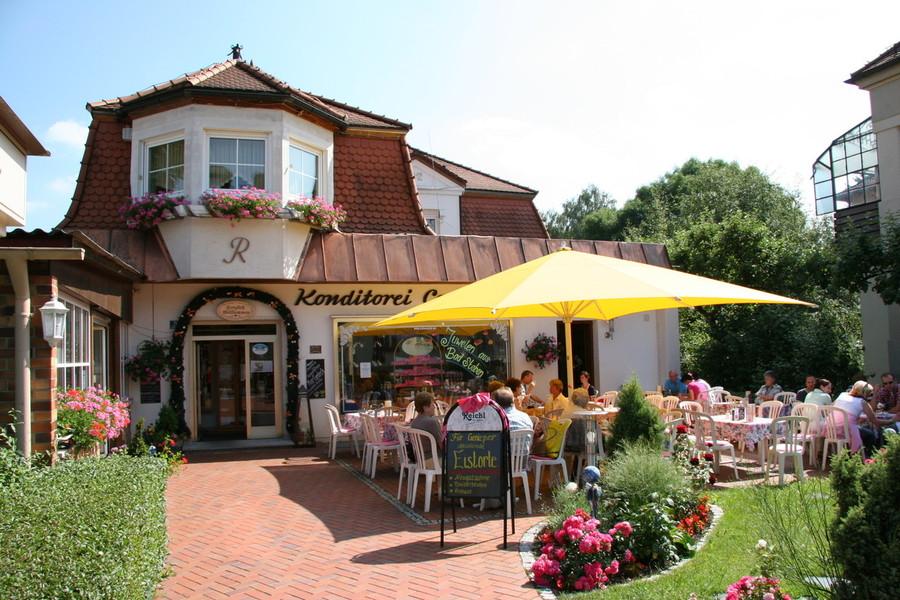 Bad Steben Cafe